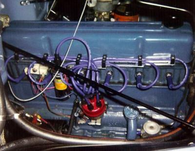 Bob on Chevy 235 V6